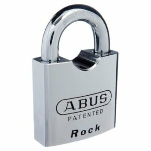 Abus Padlock 83/80 – the rock
