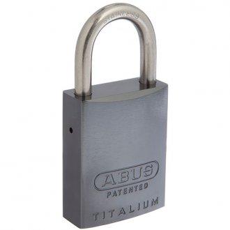 Abus Padlock 83/40 Titanium
