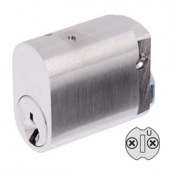 Abus Oval 570 Cylinder