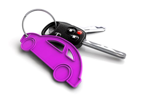 Car Keys Image - Lock Stock & Farrell Car Locksmiths