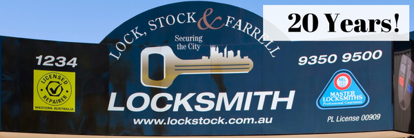 Lock, Stock & Farrell - Locksmith Perth