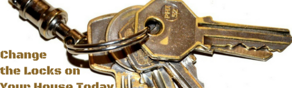 Why You Should Change the Locks on Your House Today