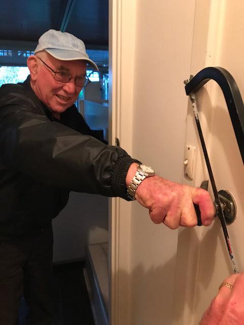 The Helper - Locksmith Customer - Lock, Stock & Farrell Perth