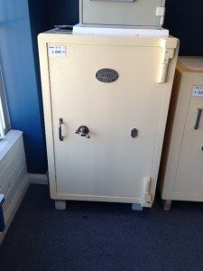 Second Hand Safe for sale in Perth 2