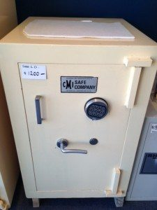 Second-Hand Safe for sale in Perth