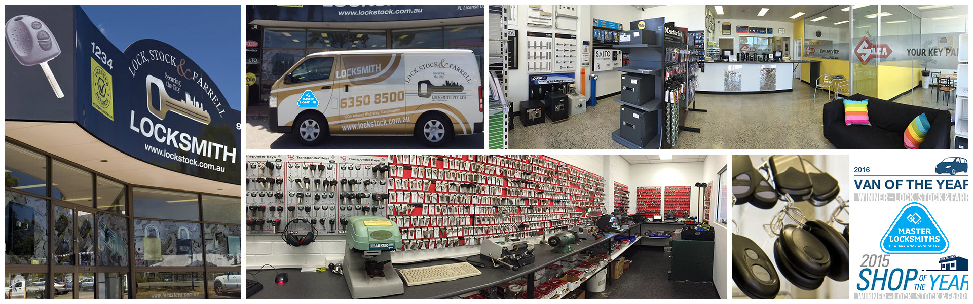 Perth Mobile Locksmith and Locksmith Shop