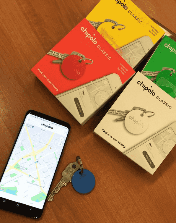 Chipolo Bluetooth Key Finders - Lock Stock and Farrell Perth